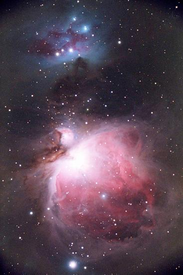 Orion Nebula-Chris Madeley-Photographic Print