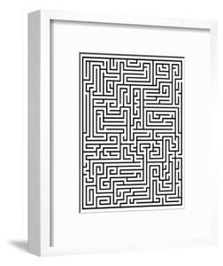 Maze Labyrinth by oriontrail2