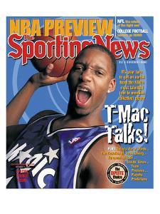 Orlando Magic's Tracy McGrady - October 21, 2002