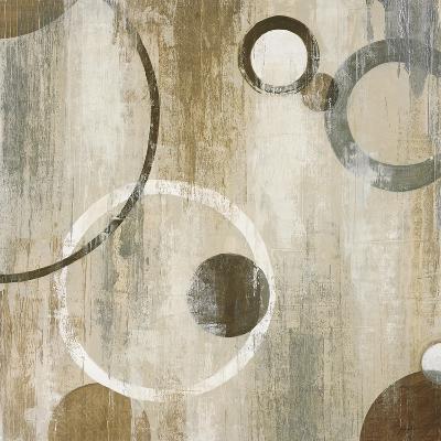 Orlando Mod Circles II-Liz Jardine-Art Print