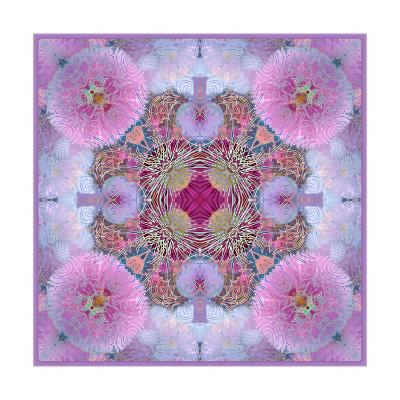 Ornamental Blossoms VII-Alaya Gadeh-Art Print
