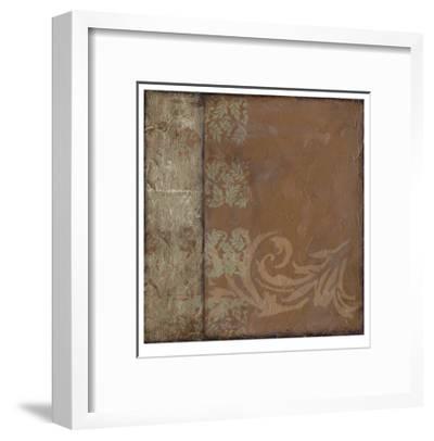 Ornamental Element V-Jennifer Goldberger-Framed Limited Edition