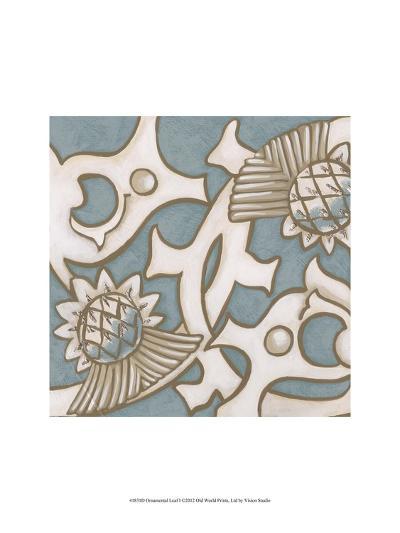 Ornamental Leaf I-Vision Studio-Art Print