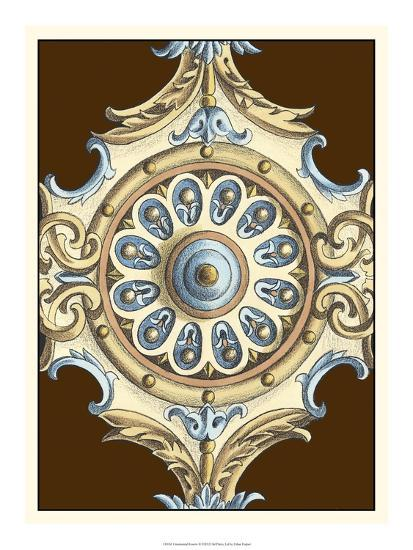 Ornamental Rosette II-Ethan Harper-Art Print