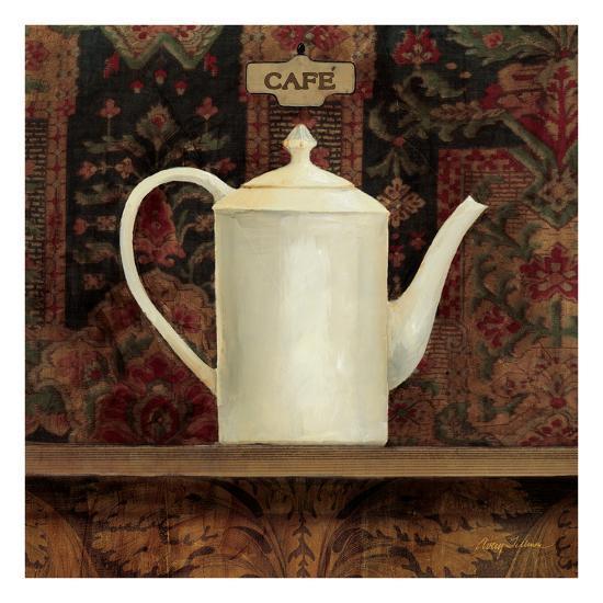 Ornamental Teapot I-Avery Tillmon-Art Print
