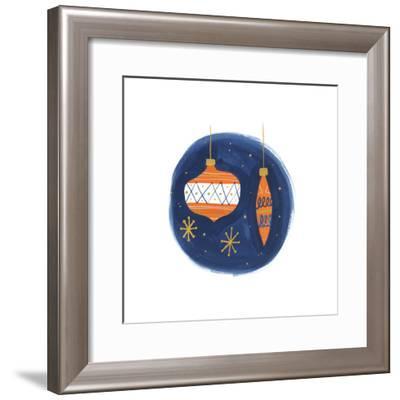 Ornaments 6-Erin Lin-Framed Premium Giclee Print
