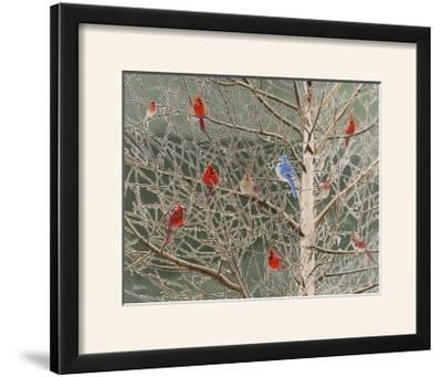 Ornaments-Fred Szatkowski-Framed Photographic Print