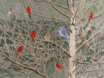 Ornaments-Fred Szatkowski-Art Print