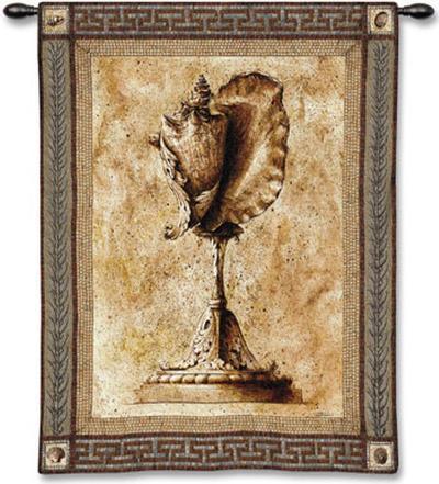 Ornamentum Stromb Gigas-Paul Panossian-Wall Tapestry