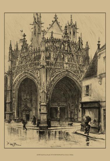 Ornate Facade I-Albert Robida-Art Print