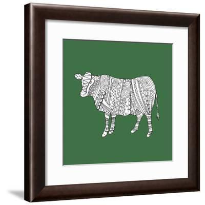 Ornate Farm I-Andi Metz-Framed Art Print