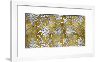Ornate Panel I-Ellie Roberts-Framed Giclee Print