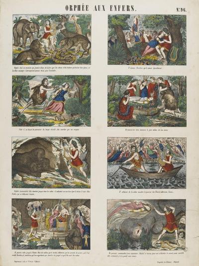 Orphée aux enfers--Giclee Print