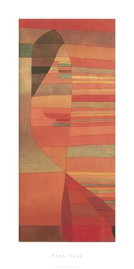 Orpheus, c.1929-Paul Klee-Serigraph