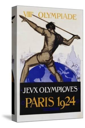Jeux Olympiques, Paris 1924 Poster
