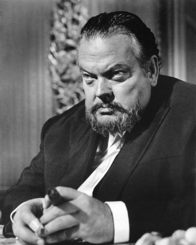 Orson Welles, House of Cards (1968)--Photo