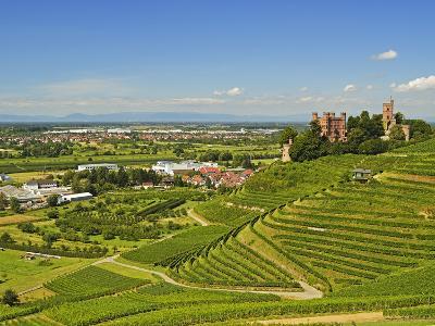 Ortenberg Castle, Ortenberg, Ortenau, Baden-Wurttemberg, Germany, Europe-Jochen Schlenker-Photographic Print
