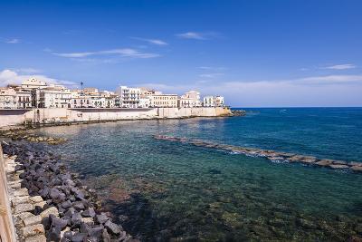 Ortigia Island, Syracuse (Siracusa), Sicily, Italy, Mediterranean, Europe-Matthew Williams-Ellis-Photographic Print