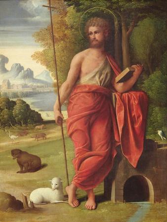 St. John the Baptist in the Wilderness, C.1525