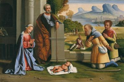 The Adoration of the Shepherds, c.1530