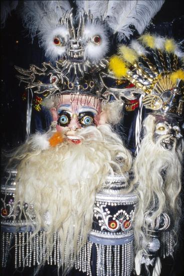 Oruro Mask, Bolivia-Unknown-Giclee Print