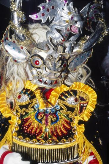 Oruro Mask, Bolivia-Unknown-Giclee Print