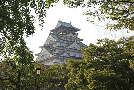 Osaka Castle Photographic Print Shin Terada Art Com