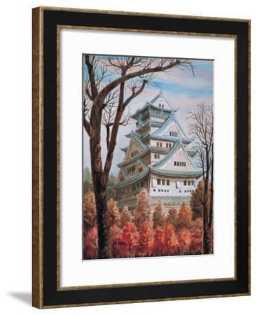 Osaka Japan-Chuankuei Hung-Framed Giclee Print