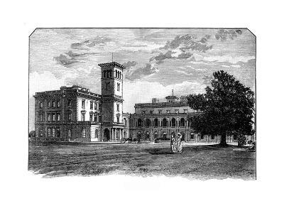 Osborne House, East Cowes, Isle of Wight--Giclee Print