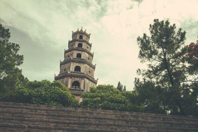 Thien Mu Pagoda. Thua Thien-Hue Province. Hue. Vietnam