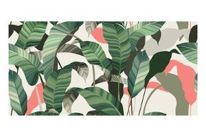 Summer seamless pattern by Oscar Ghost