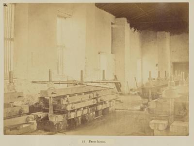 Press house, 1877