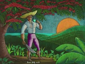 Amancer En Borinquen, 2003 by Oscar Ortiz