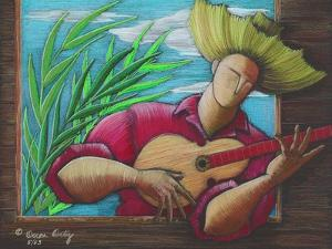 Cancion Para Mi Tierra, 2005 by Oscar Ortiz