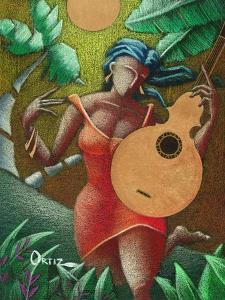 Fantasia Boricua by Oscar Ortiz