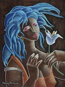 Flower and Wind by Oscar Ortiz