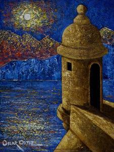 Fort by Oscar Ortiz