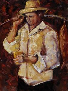 Jibaro De La Costa by Oscar Ortiz