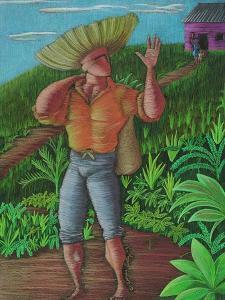 Loco De Contento, 2003 by Oscar Ortiz