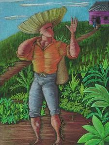 Man by Oscar Ortiz