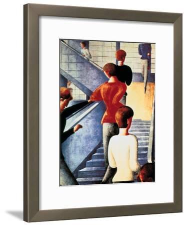Stairs to the Bauhaus, 1932