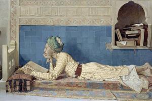 A Young Emir, 1905 by Osman Hamdi Bey