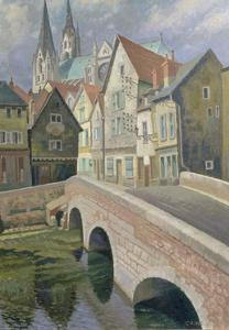Chartres by Osmund Caine