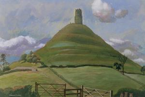 Glastonbury Tor by Osmund Caine