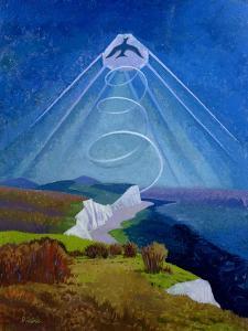 Lark Ascending by Osmund Caine