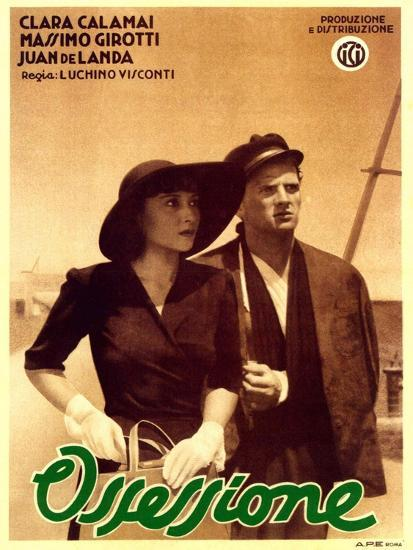Ossessione, 1943--Giclee Print