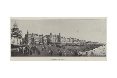 Ostend in the Season--Giclee Print