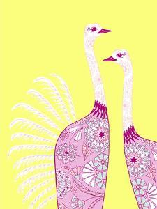Ostrich Girls