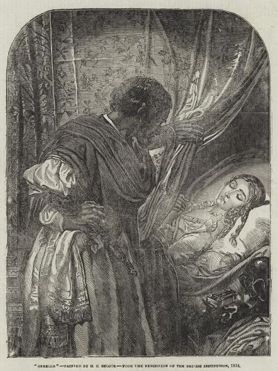 Othello-Henry Courtney Selous-Giclee Print