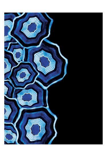 Other Half Of Blue Agates-Jace Grey-Art Print